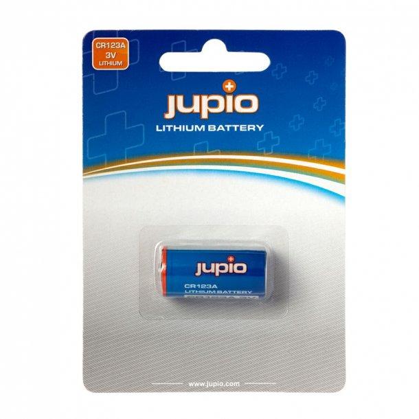 Jupio CR123A litiumbatteri