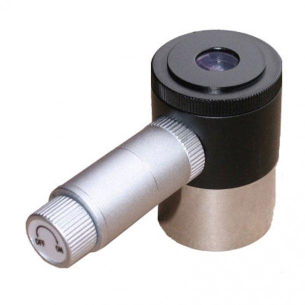 Belyst trådkorsokular 12,5 mm