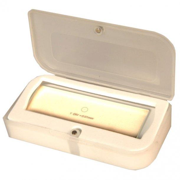 1mm stage micrometer
