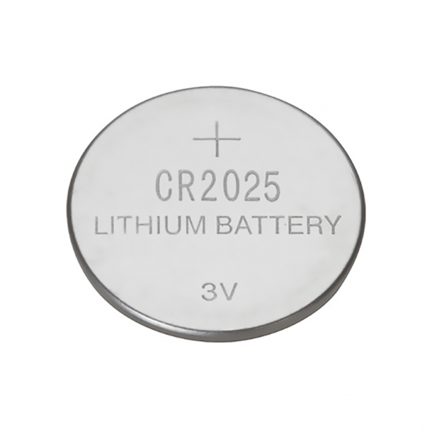CR2025 lithium batteri