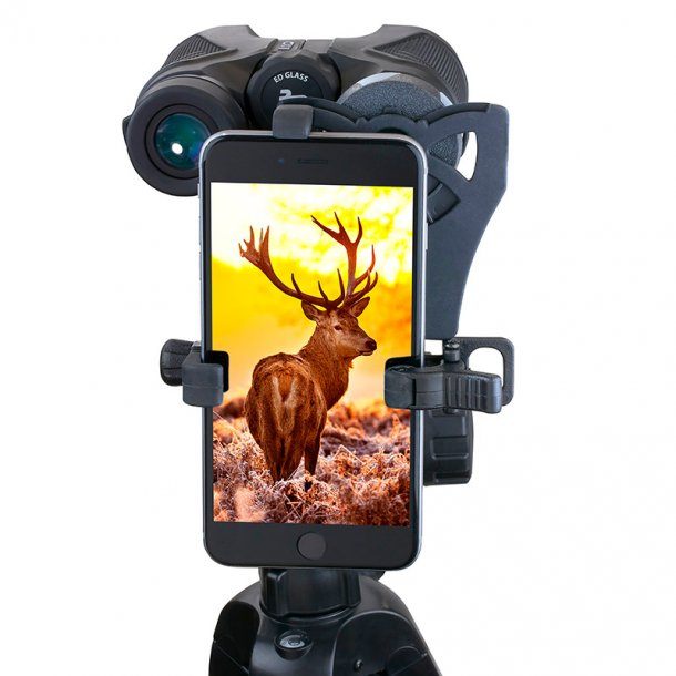 Carson HookUpz smartphone adapter til kikkert