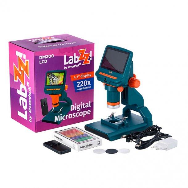 Levenhuk Digital Mikroskop DM200