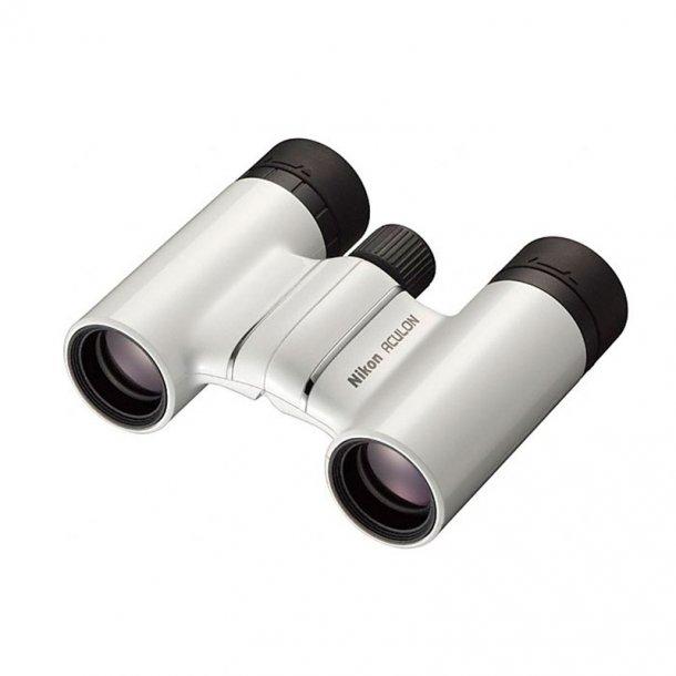 Nikon Aculon T01 kikkert, 8x21, hvid