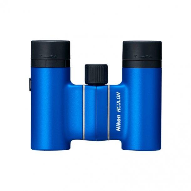 Nikon Aculon T02 kikkert, 8x21 blå