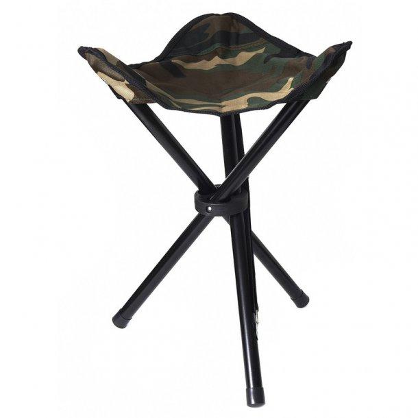 Foldestol til jagt og fiskeri
