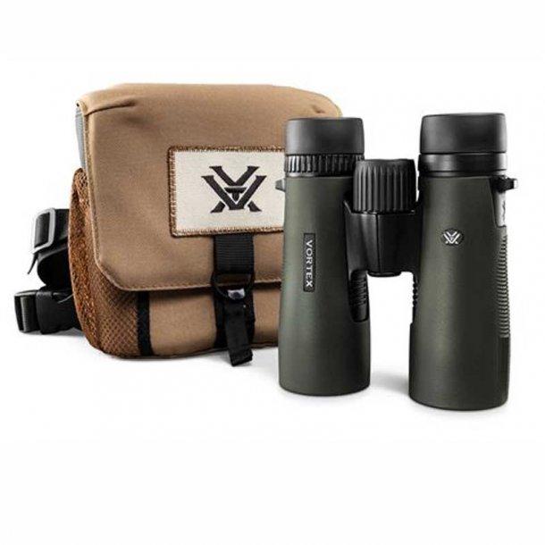 Vortex Diamondback HD kikkert m/Glasspak taske