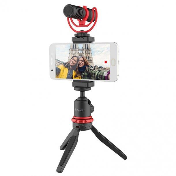 Boya universal smartphone video Sæt BY-VG350