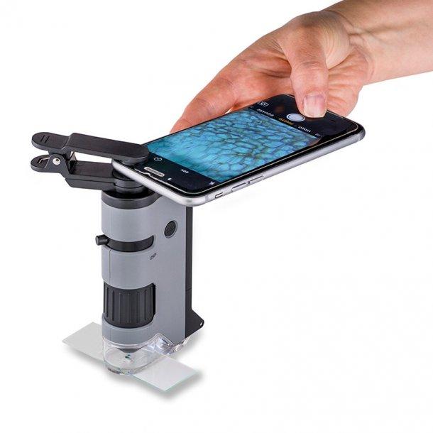 Carson Micro-Flip lommemikroskop