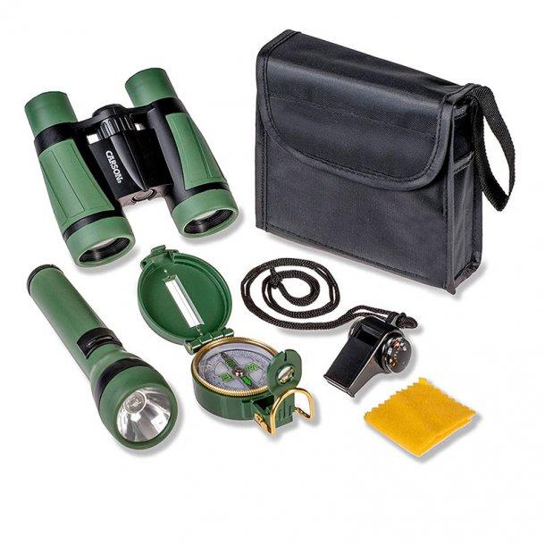 Carson adventure kit för barn