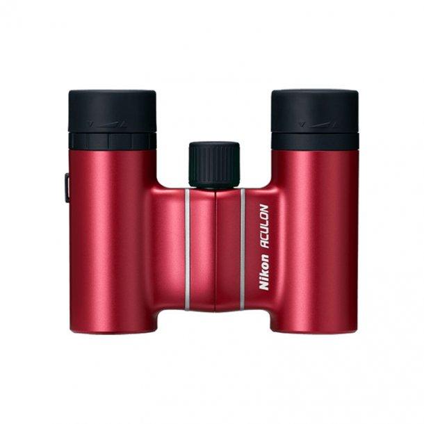 Nikon Aculon T02 kikare, 8x21, röd
