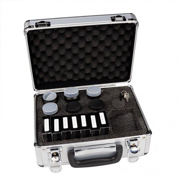 Viewlux Okular og filter kit i koffar