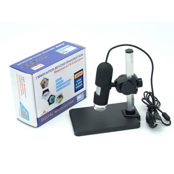 USB Mikroskop 10x-400x