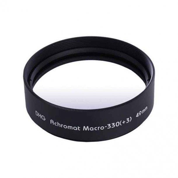 Marumi Makro Akromatisk filter +3 filter