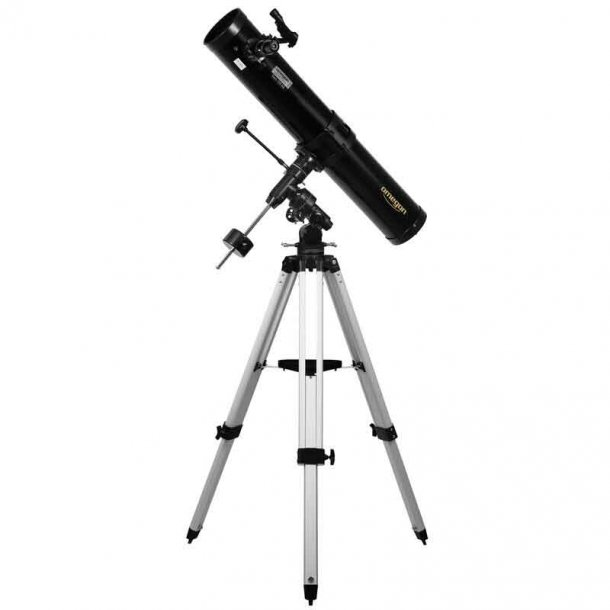 Omegon 130 mm Teleskop EQ2