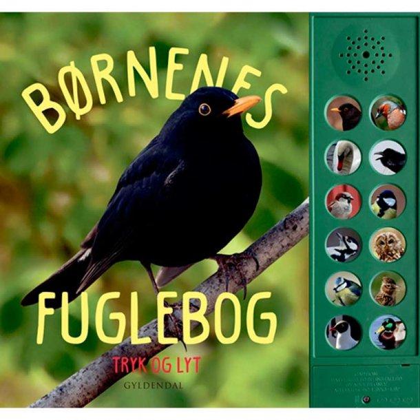 Børnenes Fuglebog - tryk og lyt