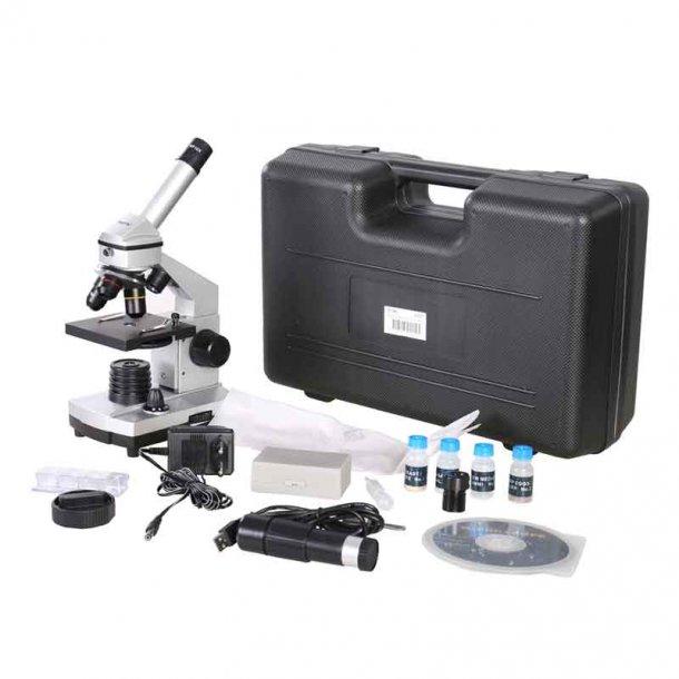 Byomic Mikroskop, 40x-1024x