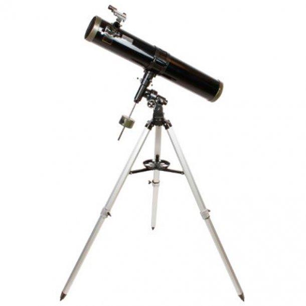 Byomic 114 mm teleskop inkl. månefilter