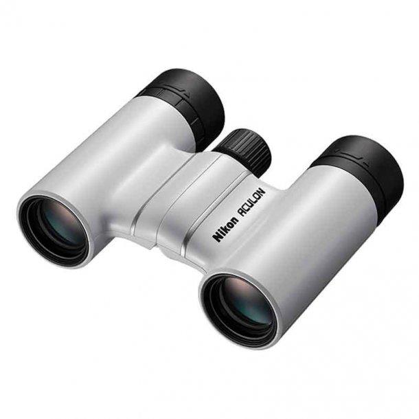 Nikon Aculon T02 kikkert, 8x21 hvid