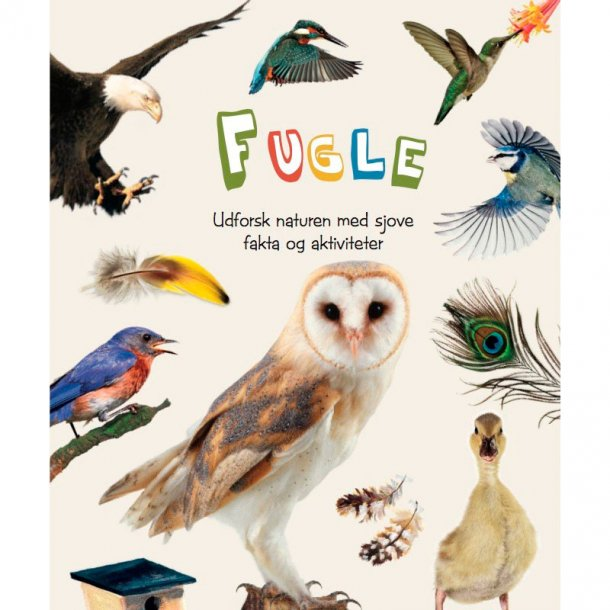 Ud i naturen - Fugle